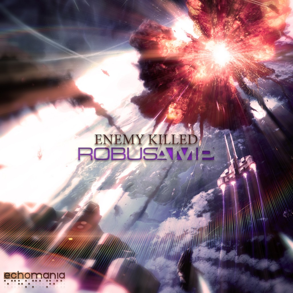 Robus Amp - Enemy Killed